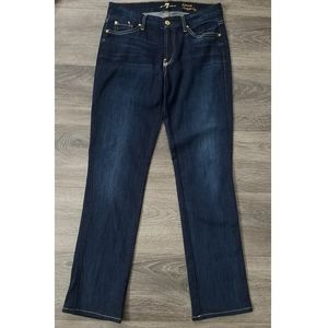 7 For All Mankind | Kimmie Straight Leg Jeans E7